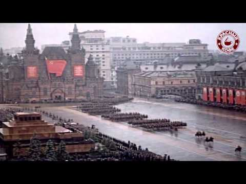 Victory Parade. June 24, 1945. Moscow. USSR. HQ...