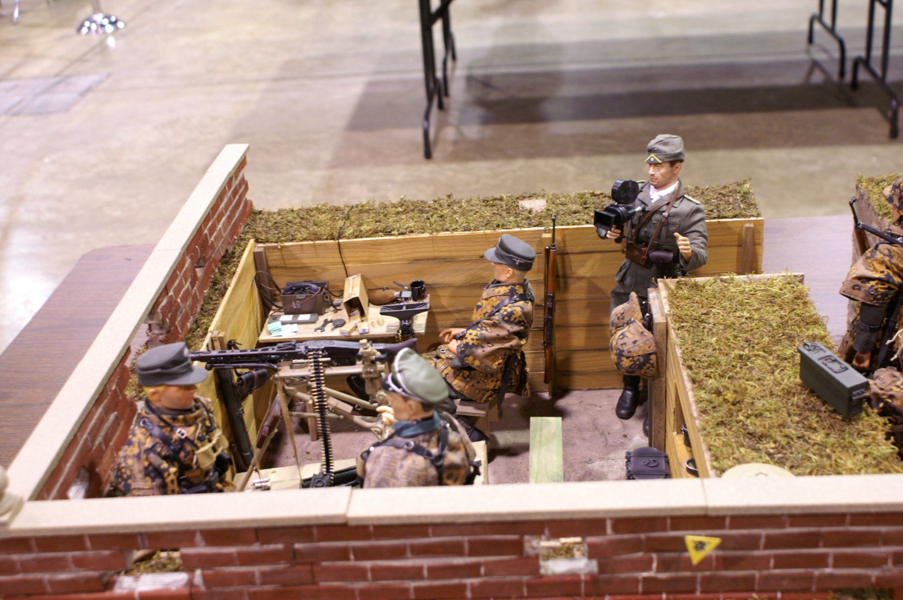 Mg Building Materials On Military